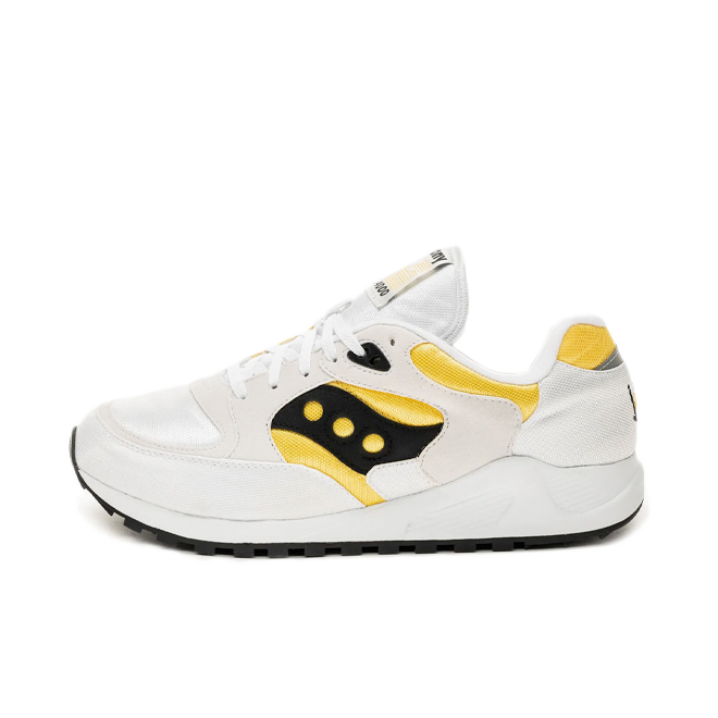 Saucony Jazz 4000 'White/Yellow' S70487-3