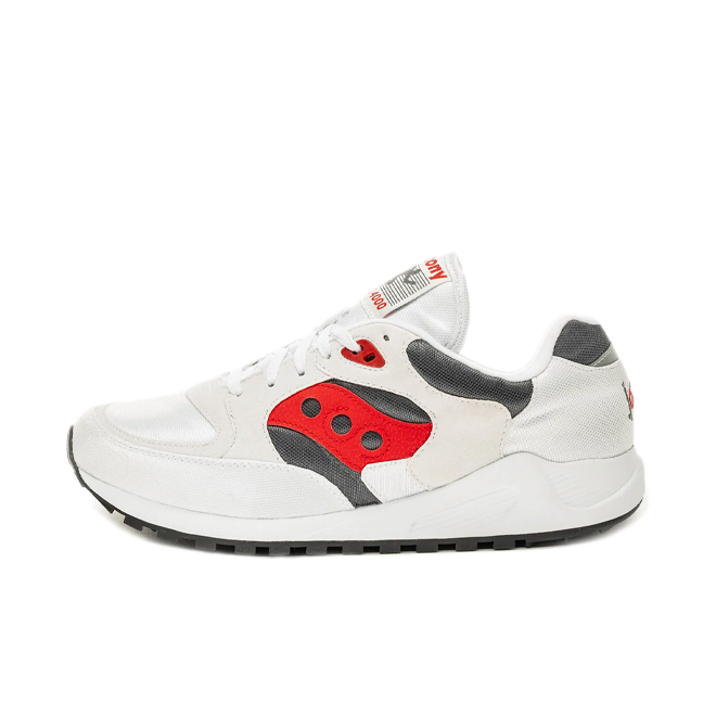 Saucony Jazz 4000 'White/Red' S70487-4