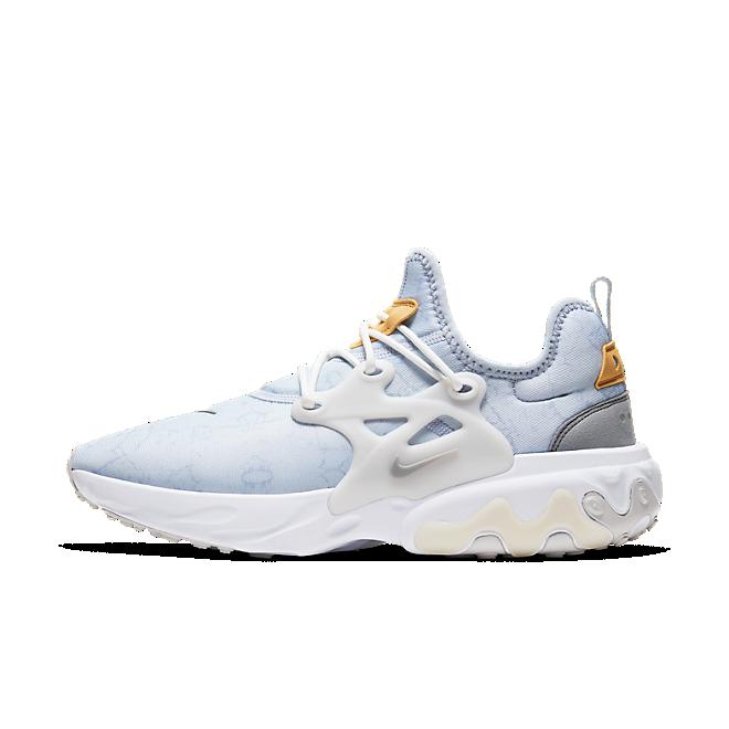 Nike React Presto Marble Grey