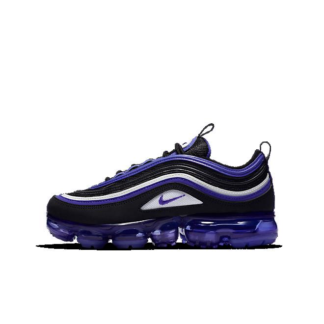 Nike Air VaporMax 97 Black Persian Violet (GS)
