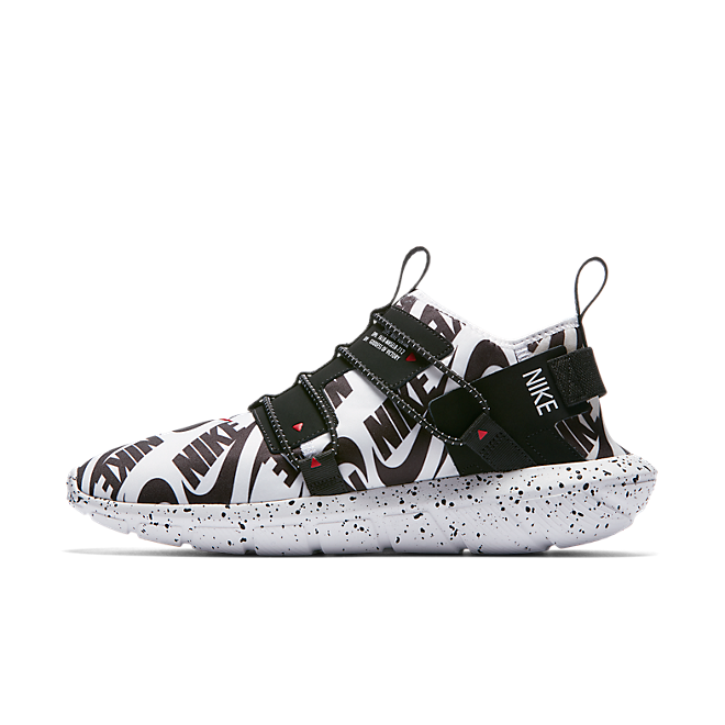 Nike Vortak Mono All-Over Print White Black