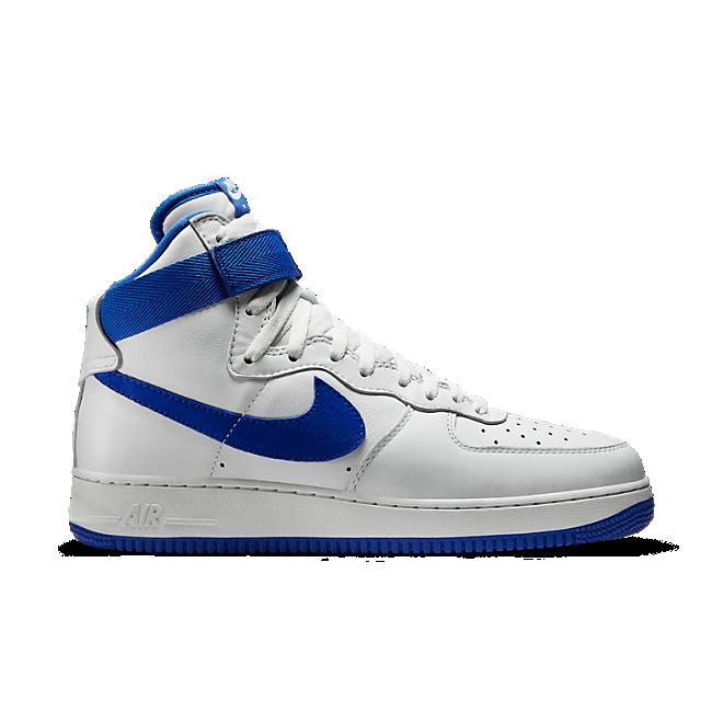 Nike Air Force 1 High White Game Royal