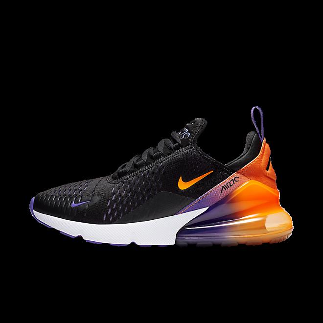 Nike Air Max 270 Black Gradient