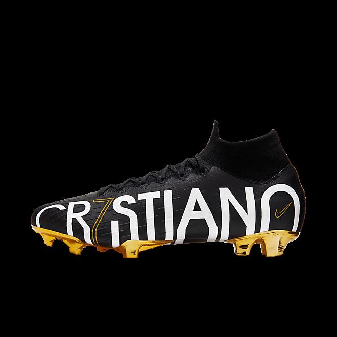 Nike Mercurial Superfly 6 Elite CR7 FG Cristiano Ronaldo Black Gold