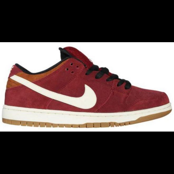 Nike Dunk SB Low Corduroy Team Red