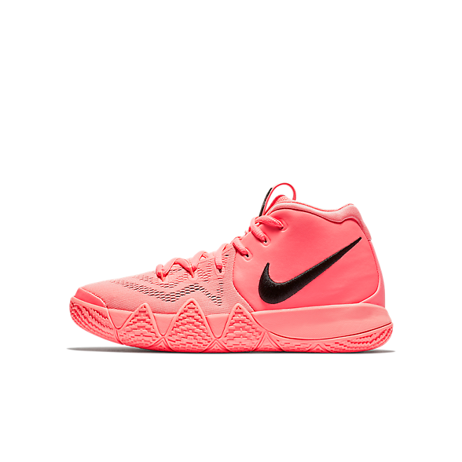 Atomic Pink Nike Kyrie 4 Nike Kyrie 4 Atomic Pink (GS)   AA2897-601   Sneakerjagers