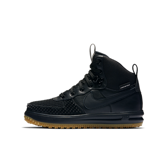 Nike Lunar Force 1 Duckboot Black Gum (GS)
