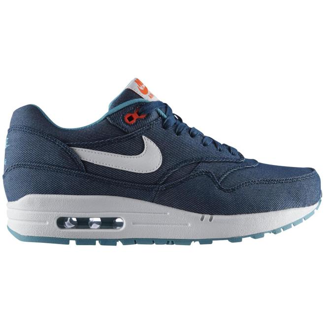 Nike Air Max 1 Turquoise Denim