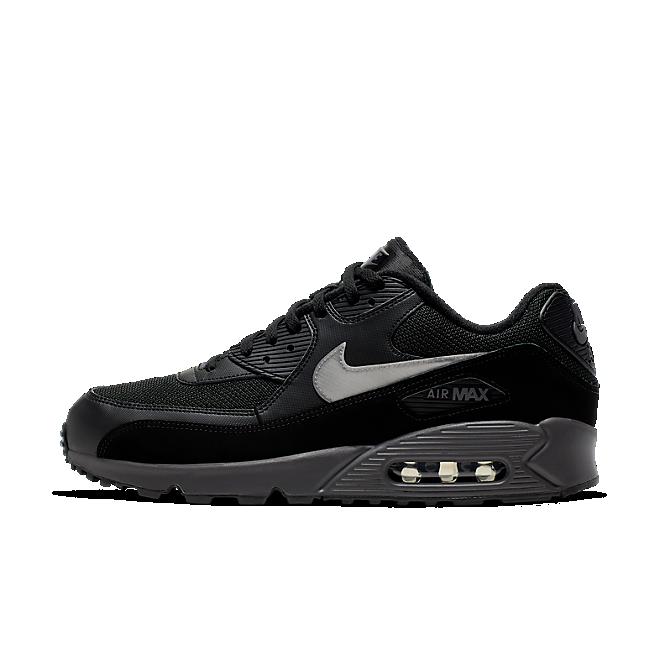 Nike Air Max 90 Essential Black Silver