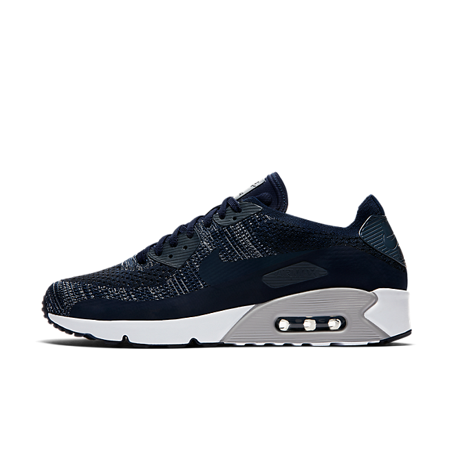 Nike Air Max 90 Ultra 2.0 Flyknit College Navy College Navy