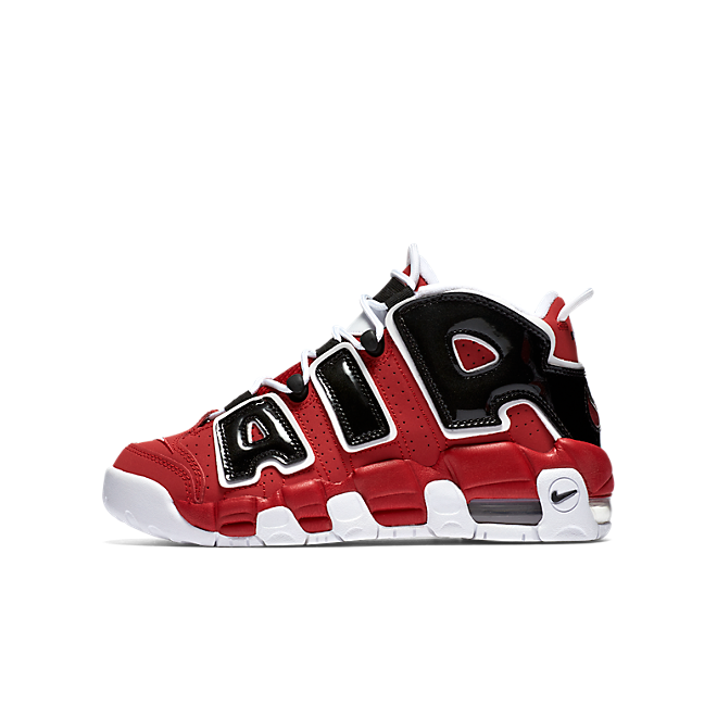 Nike Air More Uptempo Bulls Hoops Pack (GS)