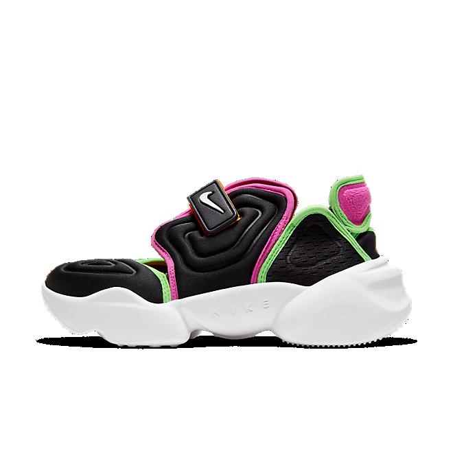 Nike Aqua Rift Black Fire Pink (W)