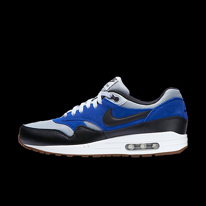 Nike Air Max1 Essential Grey Mist/Black-Lyon Blue