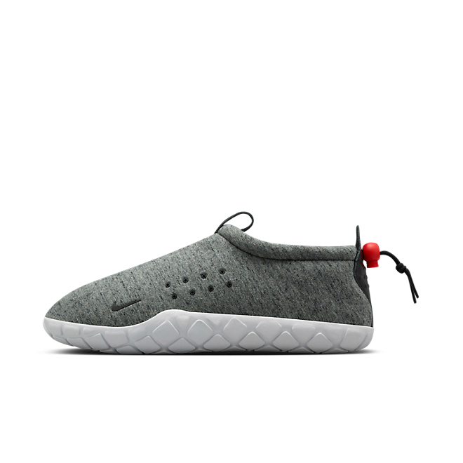 Nike Air Moc Tech Fleece Grey