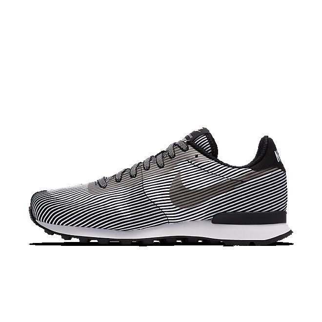 Nike Internationalist Kjcrd M Qs Black Black White