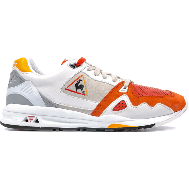 """Le Coq Sportif R1000 Highs and Lows """"White Swan"""""""