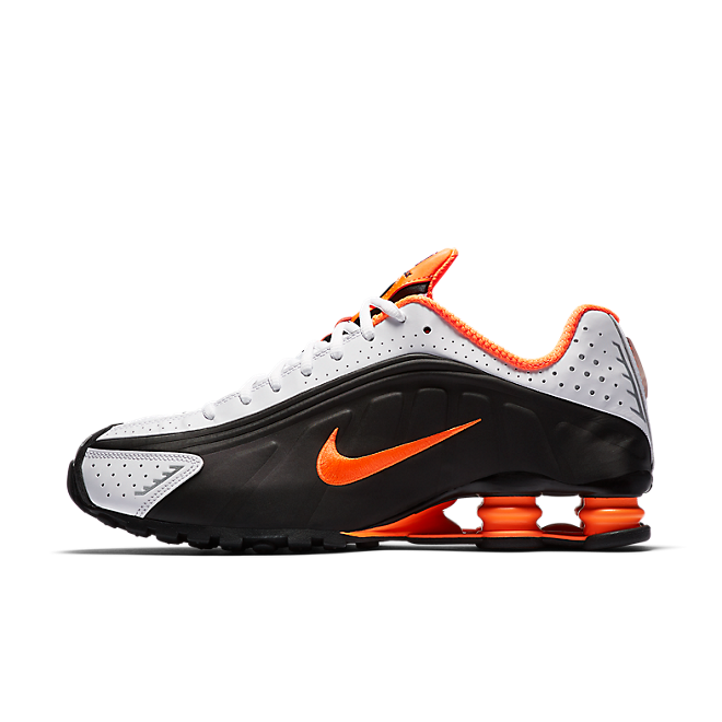 Nike Shox R4 Dutch Orange