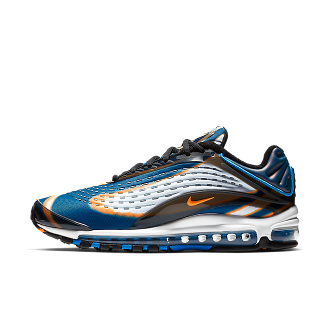 Nike Air Max Deluxe Blue Force