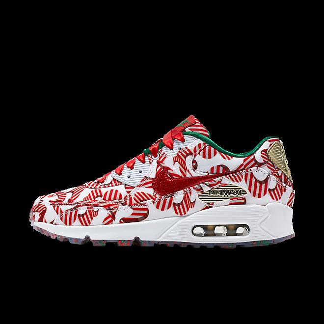 Nike Air Max 90 Candy Cane Christmas 2015 (W)