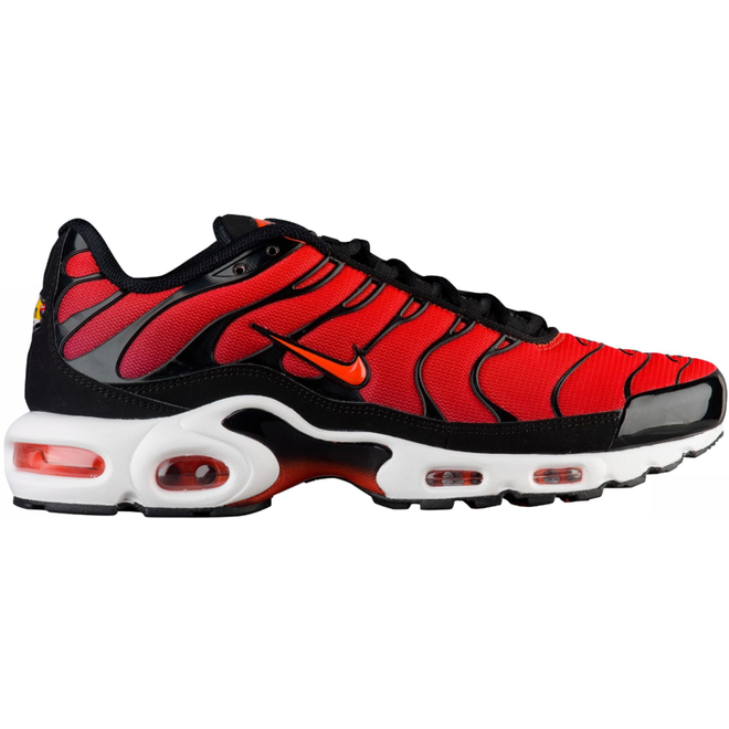 Air Max Plus Team Orange Team Red