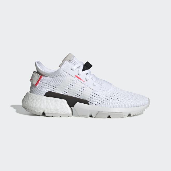 adidas POD-S3.1 Cloud White Shock Red (W)