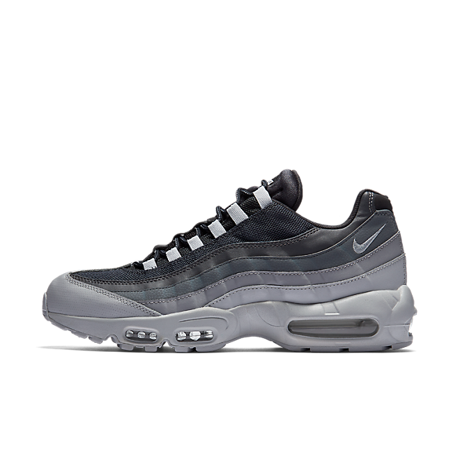 Nike Air Max 95 Wolf Grey Cool Grey Dark Grey