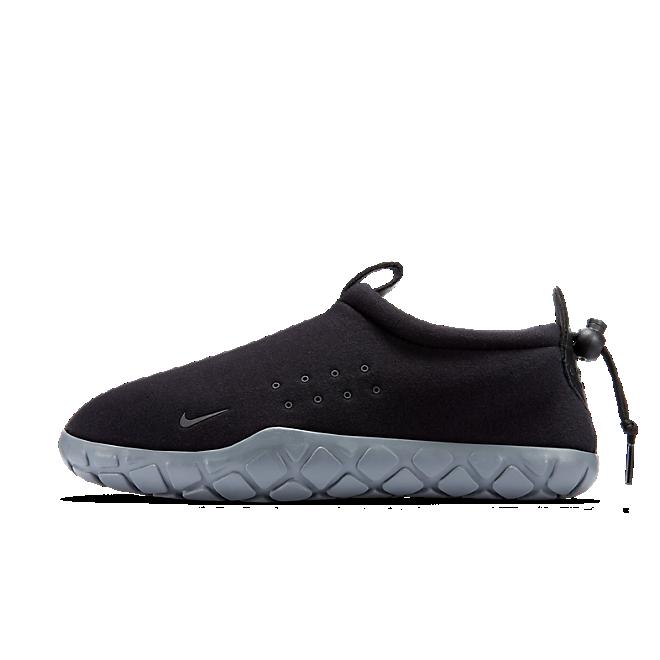 Nike Air Moc Tech Fleece Black   834591