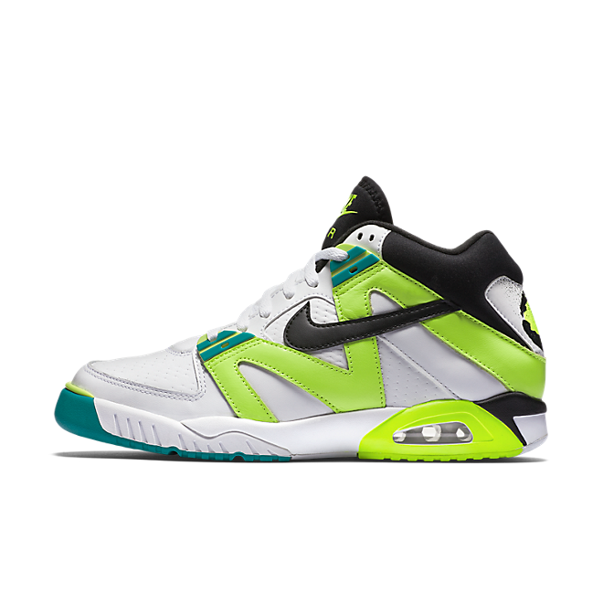 Nike Air Tech Challenge III OG Volt (2015)
