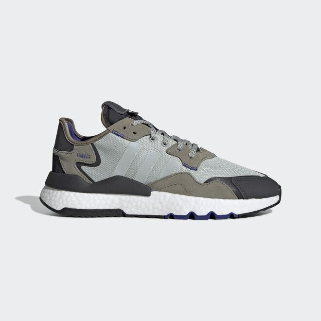 adidas Nite Jogger Ash Silver