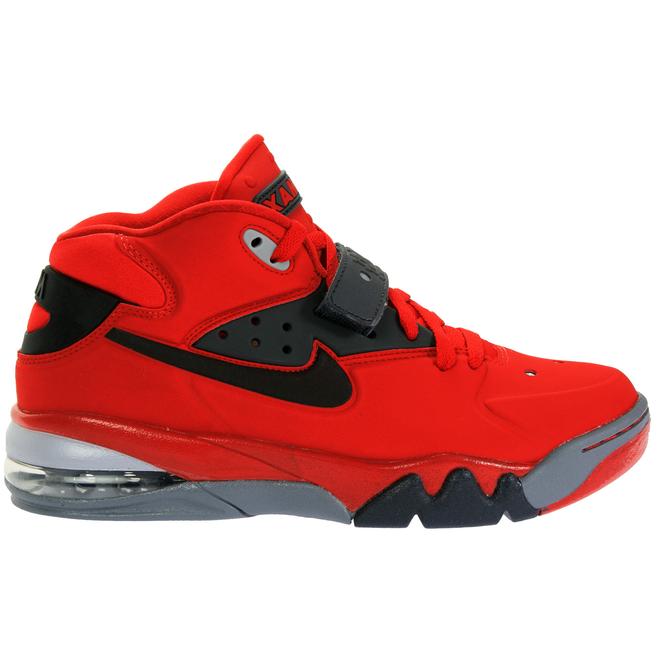 Nike Air Force Max 2013 University Red Black