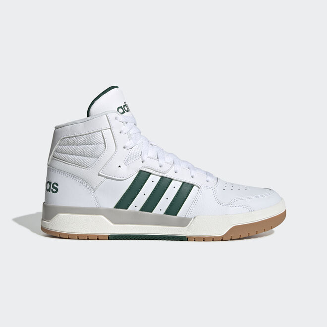 adidas Entrap Mid Cloud White