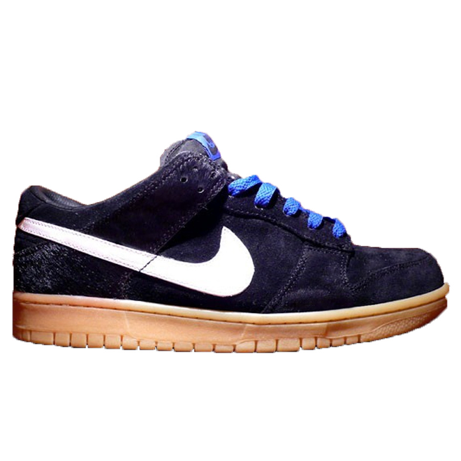 Nike Dunk Low Blue Gum