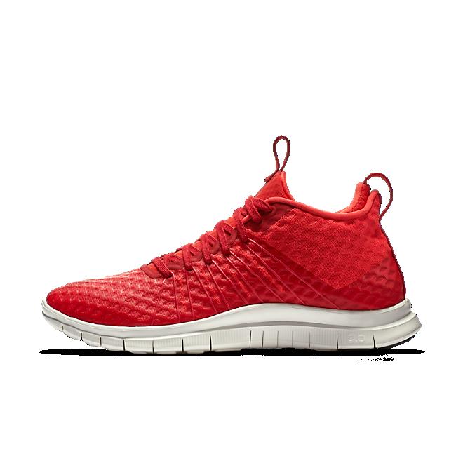 Nike Free Hypervenom 2 FS Gym RedLight Crimson Ivory | 805890 600