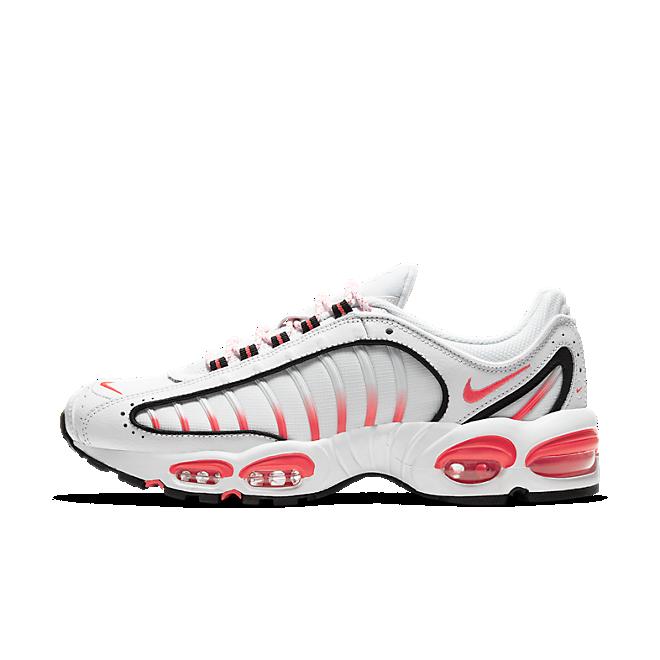 Nike Air Max Tailwind 4 White Laser Crimson