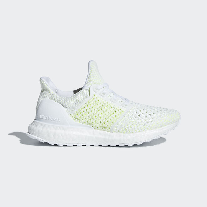 adidas Ultra Boost Clima Cloud White Shock Yellow (Youth)