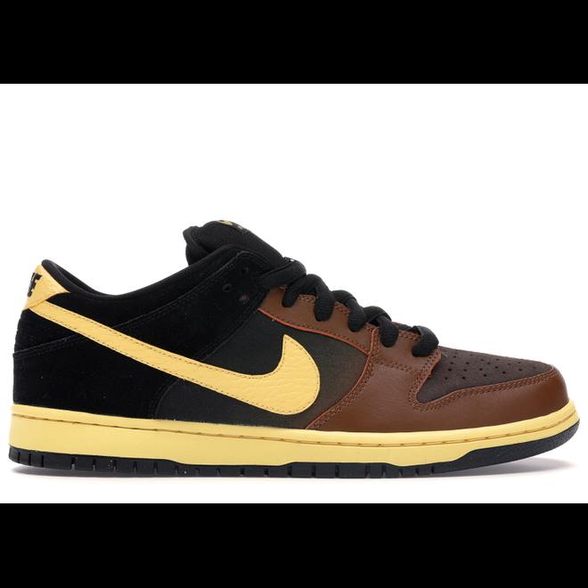 Nike Dunk SB Low Black and Tan