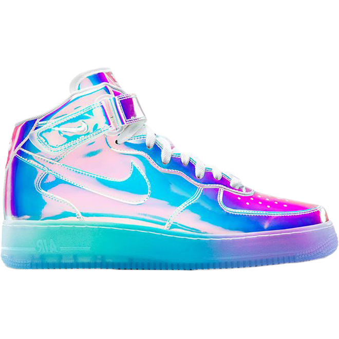 Nike Air Force 1 Mid Iridescent (Nike ID)