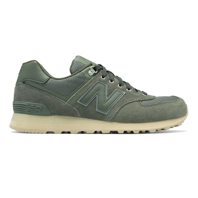 new balance 574 outdoor olive