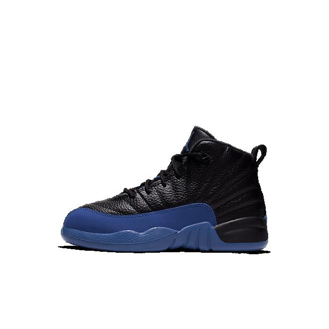 Jordan 12 Retro Black Game Royal (PS)