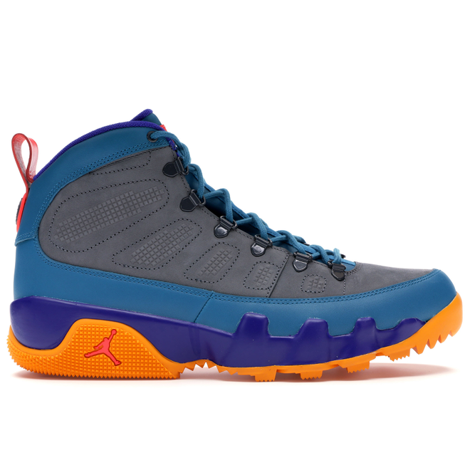 Jordan 9 Retro Boot Green Abyss