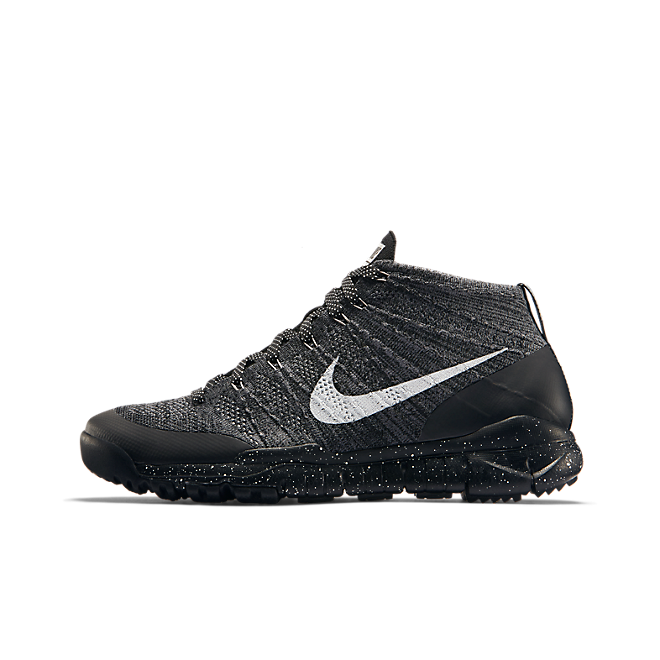 Nike Flyknit Trainer Chukka FSB Black Charcoal Europe | 625009-002