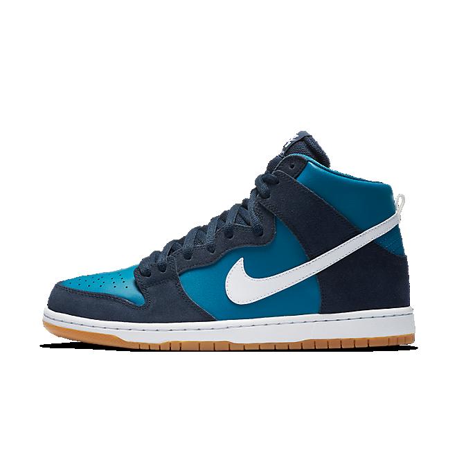 Nike SB Dunk High Industrial Blue