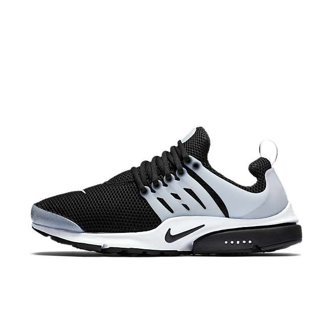 Nike Air Presto Mesh Black Grey | 848132-010