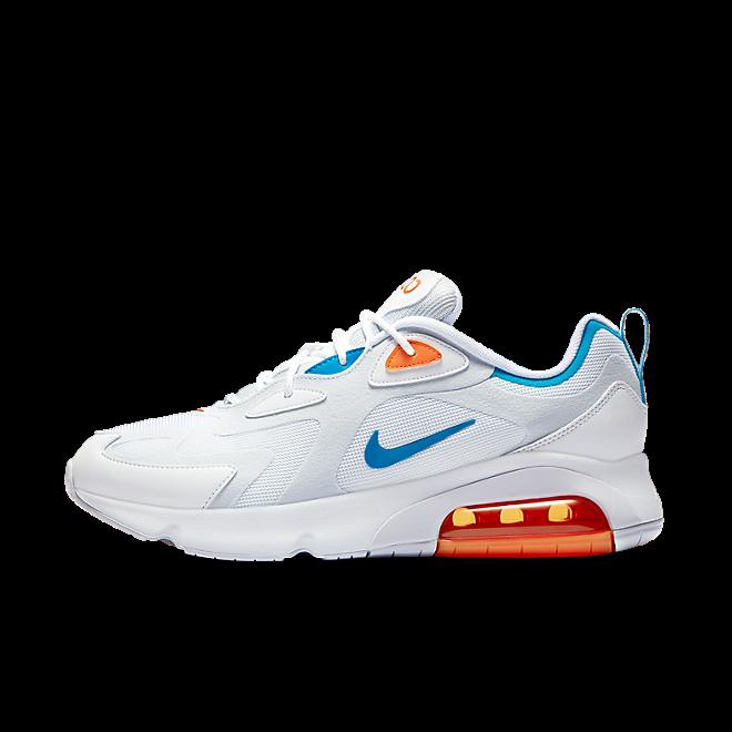 Nike Air Max 200 Football Grey Bombay Laser Blue