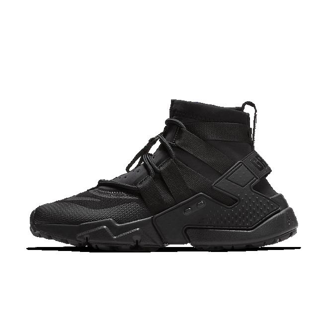 Nike Air Huarache Gripp Triple Black