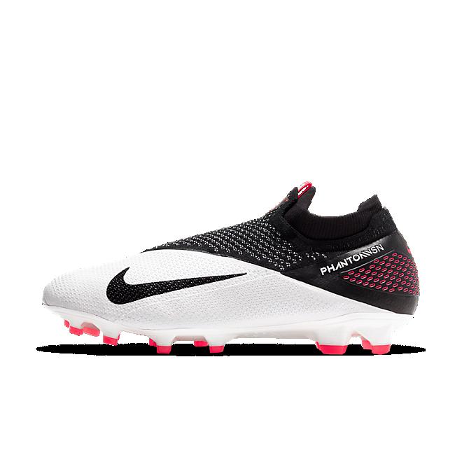 Nike Phantom Vision 2 Elite Dynamic Fit FG Laser Crimson