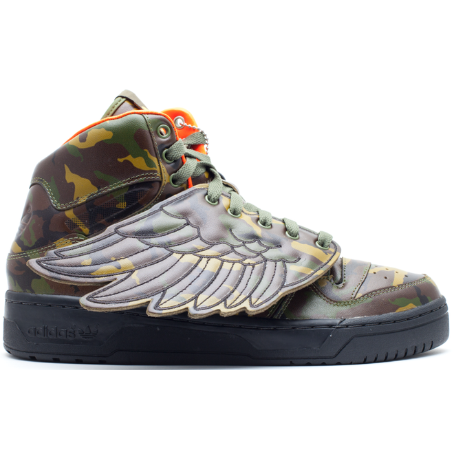 adidas JS Wings Jeremy Scott Camo