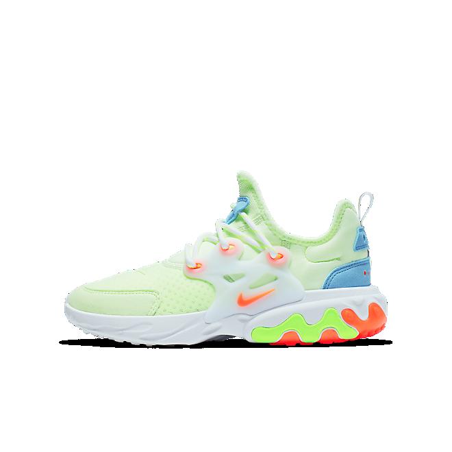 Nike React Presto Barely Volt (GS)