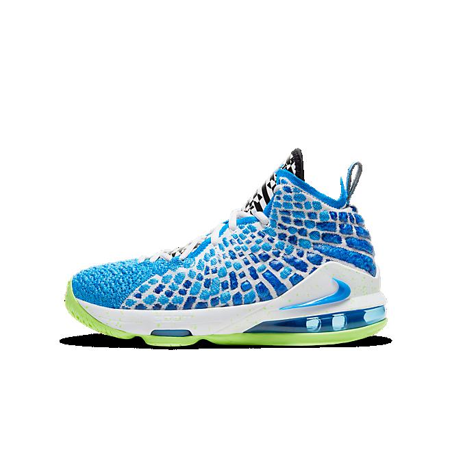 Nike LeBron 17 Sprite (GS)