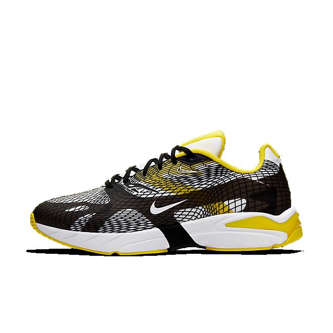 Nike D/MS/X Ghoswift White Black Dynamic Yellow